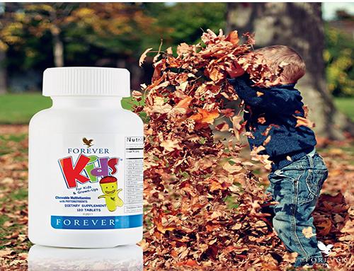 Izađite sa klincima van, nek uživaju u jeseni, ali pobrinite se za potrebnu dozu multivitamina!